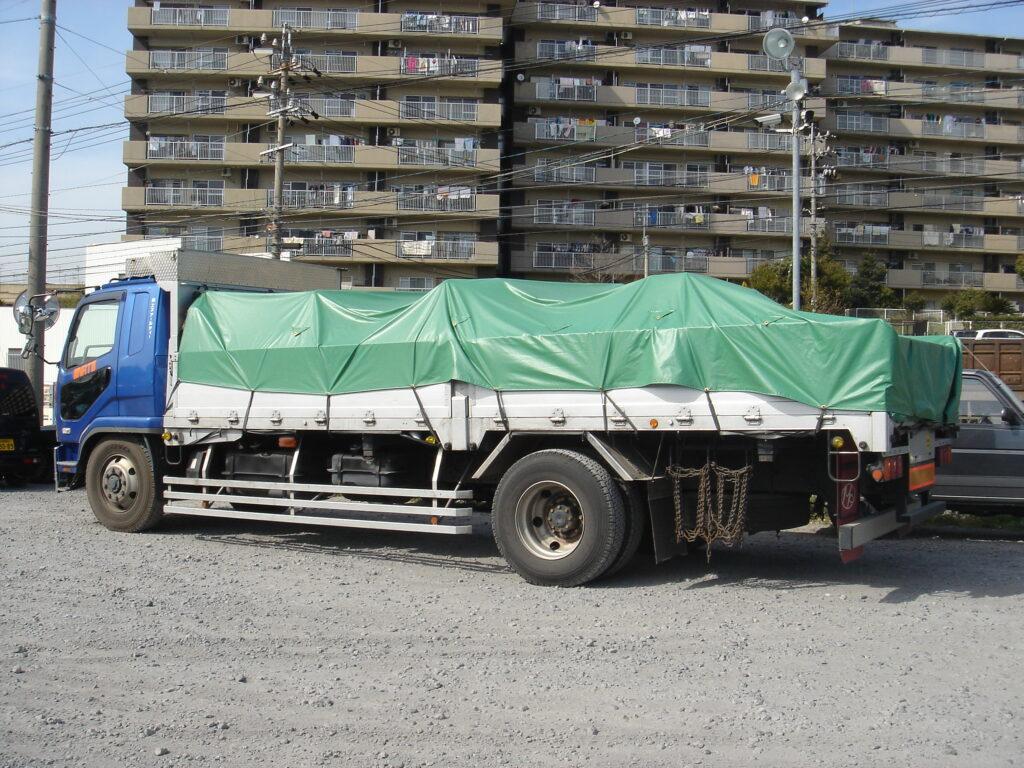 トラックシート各種荷役工具
